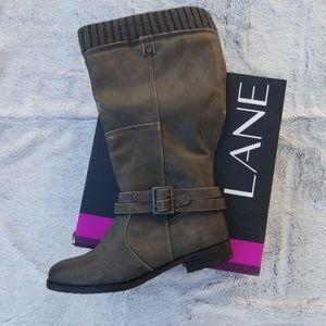 Lane Bryant Boots size 9W NWT